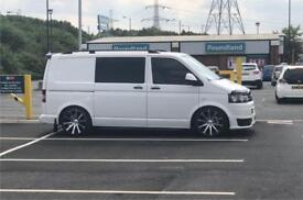 2011 VW TRANSPORTER T5 2.0TDI, AIR CON, DAY VAN, CAMPER, t4 caddy t6 swaps px try me