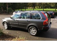 Low Mileage, Volvo XC90 , sun roof , heated front seats, Volvo Sat Nav , good condition throughout