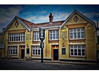 The Rising Sun, Ashton Road require experienced bar staff