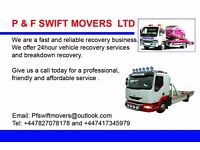 fast reliable recovery business.We offer 24hour recovery & breakdown services.Affordable