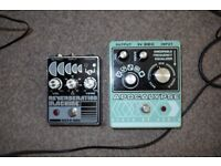 Guitar pedals - Death by Audio Boutique MADE IN USA - SOLD