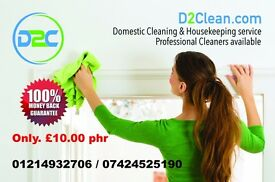 End of Tenancy cleaning /Deep cleaning/Domestic Clean/Carpet clean/Cleaning service/Regular Cleaner