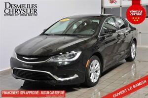 2016 Chrysler 200 LIMITED*DEMO!*$74 PAR SEMAINE*VOLANT CHAUFFANT