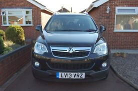 Vauxhall ANTARA 2.2 Cdti, 2 owners, perfect condition for its age, FULL SERVICE HISTORY,