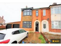 3 /4 bedroom house to Rent or Let Ilford, IG1
