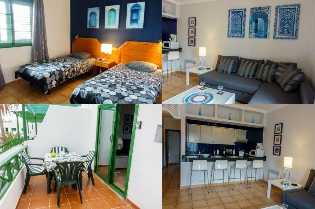 One Bed Holiday Rental In Lanzarote