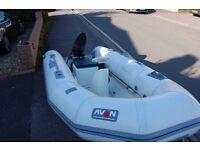Avon 341 Sport Rib