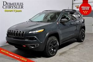 2016 Jeep Cherokee TRAILHAWK**SELECT TERRAIN