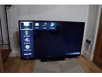 "POLAROID P50D300S 50"" HD 1080P SMART LED FREEVIEW HD TV"