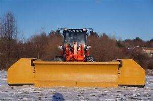 2017 Horst 5200 SERIES SNOW PUSHER Peterborough Peterborough Area image 1