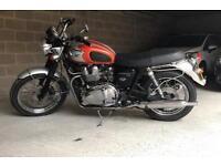 Triumph Bonneville T100 Centennial Edition