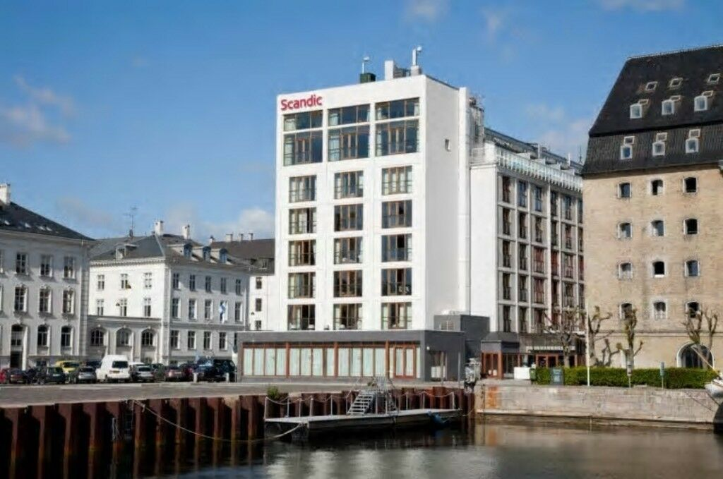 Reservation - Scandic Front Hotel, Copenhagen - 26-29 March 2018 (1 Adult)