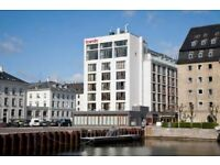 Reservation - Scandic Front Hotel, Copenhagen - 26-29 March 2018 (1 Adult)