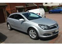 Silver Vauxhall Astra 1.6 sxi