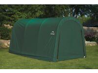 Shed, Shelterlogic. 10 x 15 x 8. New. Flatpack. PICK UP TODAY.