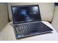Dell Latitude E6230 laptop Intel Core i3 3rd generation processor 6gb ram with webcam and HDMI port