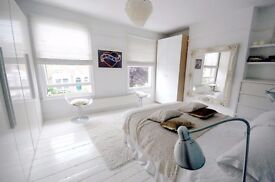 *** A Stylish Four Double Bedroom Period House to Rent, Coningsby Road, Finsbury Park, N4 ***