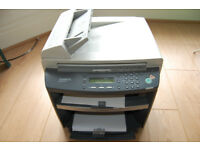 CANON I-SENSYS MF4660PL MONO LASER PRINTER SCANNER