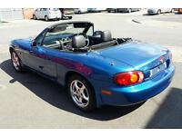 Mazda mx5 10th anniversary