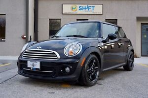 2013 MINI Cooper BAKER STREET EDITION, HEATED SEATS, PANORAMIC R