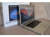 "Apple MacBook Pro 15"" MINT condition! 1TB storage and 8GB RAM"
