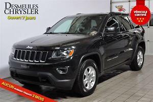 2014 Jeep Grand Cherokee LAREDO**8.4'' TACTILE**SELEC-TERRAIN 4X
