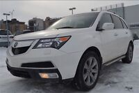 2013 Acura MDX ELITE / AWD / NAVI / CUIR / TOIT / CAMERA / DVD /