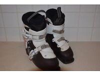 Salomon Girls Ski Boots - Size 1