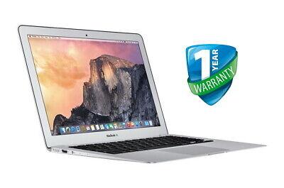 "Apple A1465 MacBook Air 11.6"" Core i5-5250 1.60 GHz 8GB RAM 128GB SSD Early 2015"
