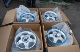 4 Ford Alloy wheels for sale