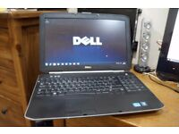 Dell Latitude i5 8GB laptop