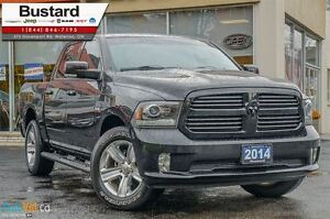 2014 Ram 1500 Sport | NAV | BACKUP CAM | SIDE STEPS