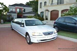 2004 Ford BA Limousine 11 passenger Dreamtech Quality Conversion Bassendean Bassendean Area Preview