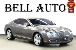 2005 Bentley Continental GT NAVIGATION - ALL WHEEL DRIVCE - CHRO