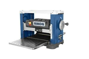 NEW Rikon Power Tools 25-130H 13-Inch Planer with Helical Head