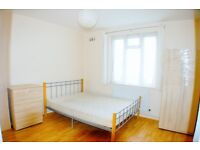A spacious 4 Double bedroom flat within minutes walk of Bethnal Green tube station.