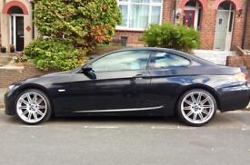 BMW 320d M sport coupe