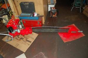 LOOKING FOR ANY I.E.L TWO-MAN CHAINSAWS Comox / Courtenay / Cumberland Comox Valley Area image 1