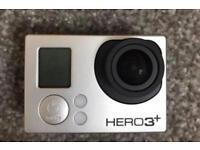 Go Pro hero 3+ Black edition camera bundle