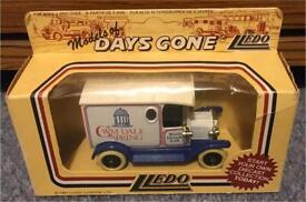 Vintage, Collectable, Days Gone CWM Dale Spring Truck.