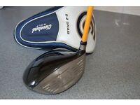 Cleveland Launcher ultralite XL270 Driver 9degrees right handed stiff flex 460cc