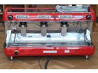 Sanremo Verona Traditional Espresso - 3 Group Commercial Coffee Machine