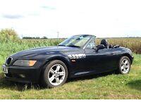 BMW Z3 - (James Bond look alike Car)