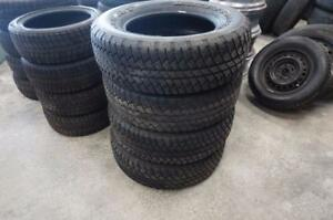 255 70 18 BUELER BRIDGESTONE ALL SEASON