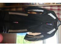 "Ladies ""like new"" all in one leather suit. Small size 14. More a size 12 to be honest."