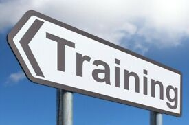 Introductory training course (2-3 free places left)