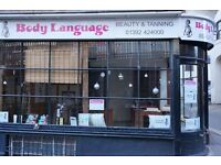 Small Commerical Property to Let, currently a Beauty Salon