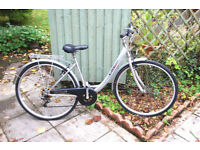 Optima 'City Trekking' Ladies 6 Speed Touring Bicycle