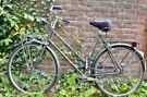 Ladies bicycle - refurbished three months ago, front and rear pannier rack