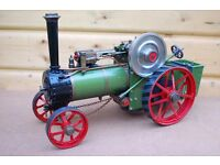 Model Steam Engines Wanted By Private Collector - Cash Waiting